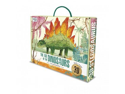 Stegosaurus 3D (The Age of the Dinosaurs) 1