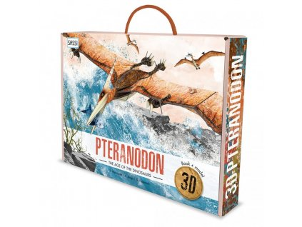 Pteranodon 3D (The Age of the Dinosaurs) 1