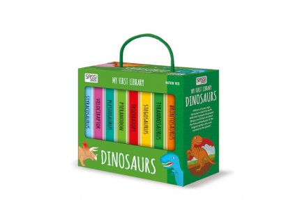 My First Library (Dinosaurs)