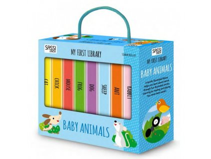 My First Library (Baby Animals)