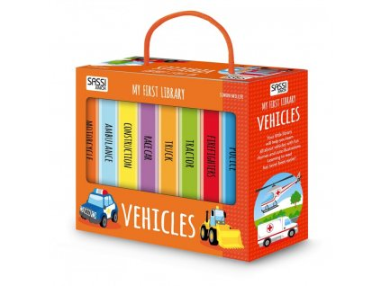 My First Library (Vehicles)