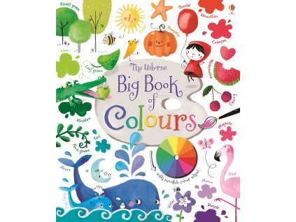 Big Book of Colours 1