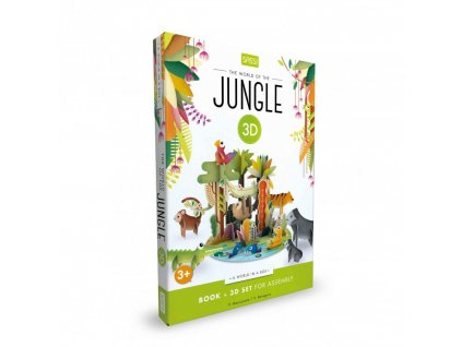 The World of the Jungle 3D 1