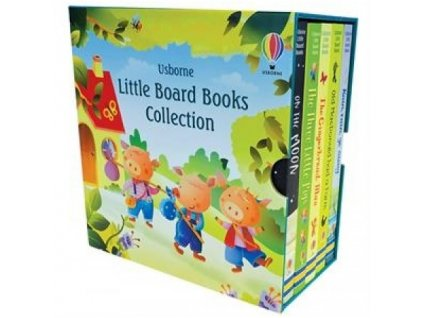 Little Board Books Collection 1