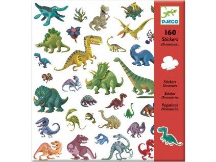 Samolepky Dinosauři 1
