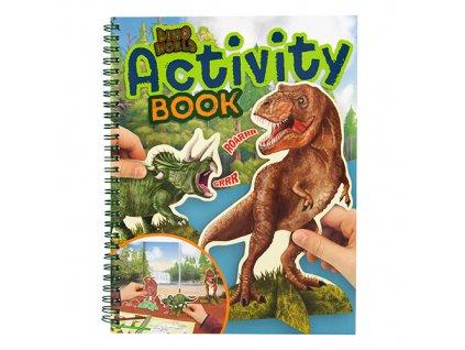 Dino World Activity Book 1