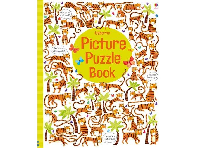 Picture puzzle book 1