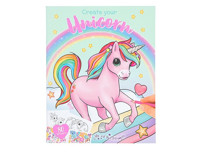 Create Your Unicorn (Ylvi and the Minimoomis) 1