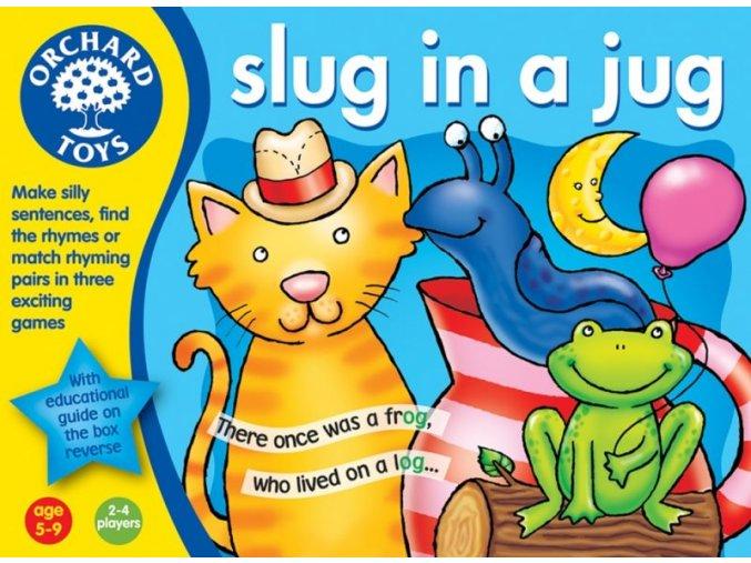 Slug in a jug 1