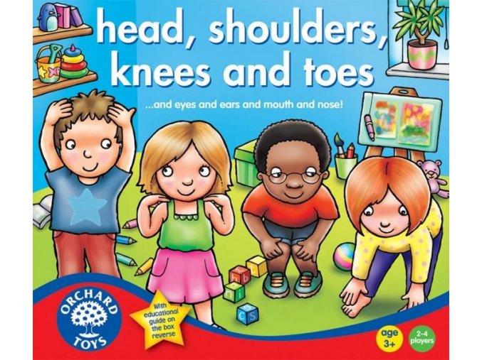 Head, shoulders, knees and toes 1