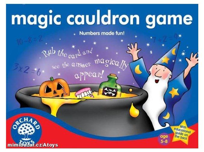 Magic Cauldron Game 1