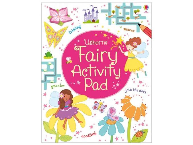 Fairy Activity Pad 1