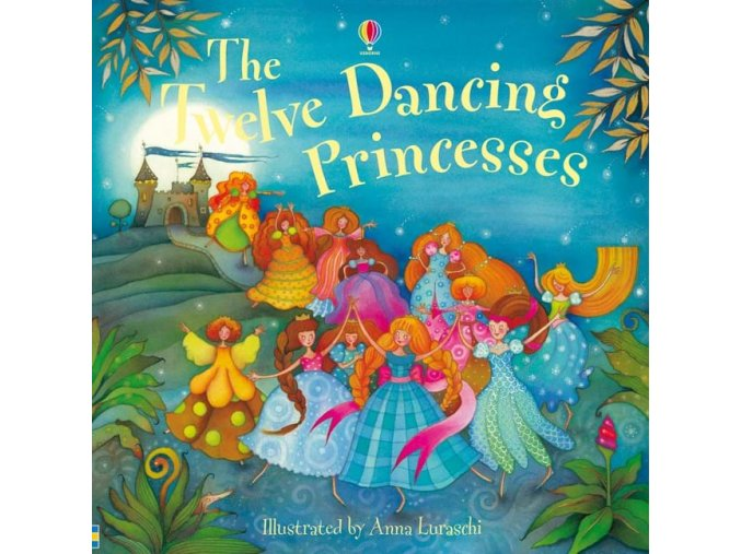 The Twelve Dancing Princesses 1