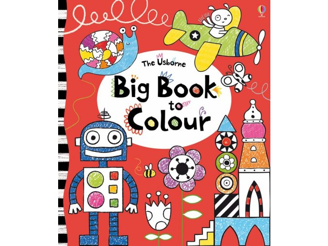 Big Book to Colour 1