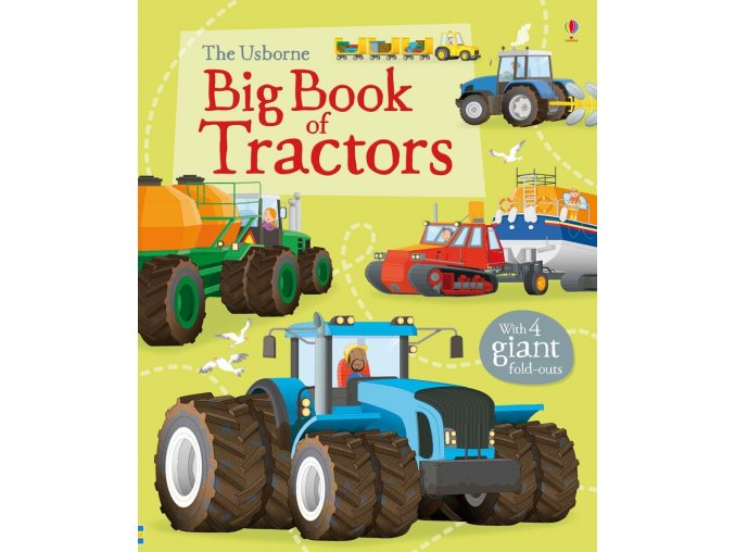 Big Book of Tractors 1