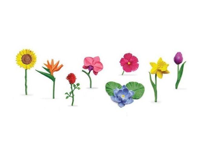 Tuba květiny 3