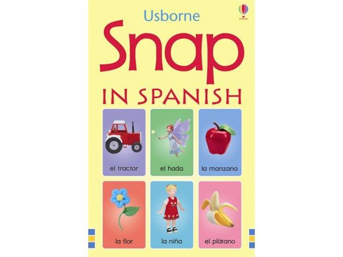 Snap in Spanish 1