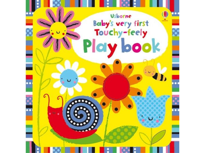 Baby's very first touchy feely play book