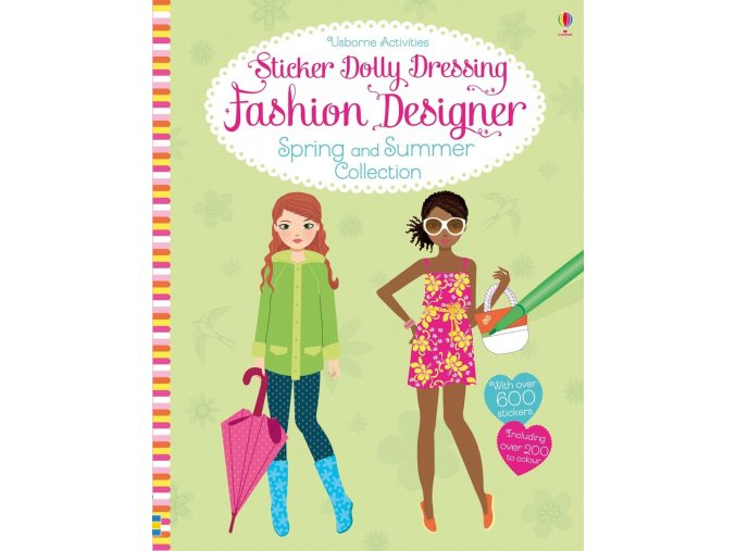 Fashion designer Spring and Summer collection 1