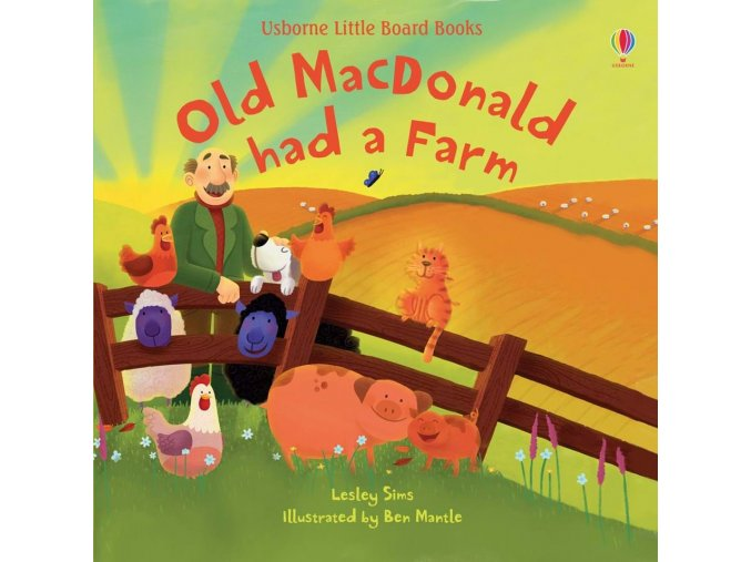 Old Mac Donald had a farm 1