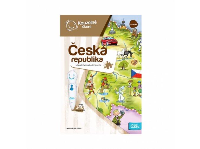 Puzzle Česká republika 2