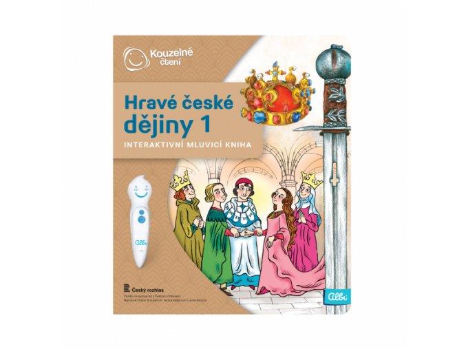Kniha Hravé české dějiny 1