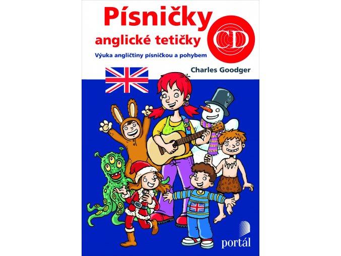 Písničky anglické tetičky + CD 1