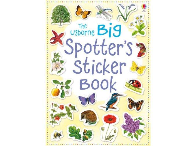 Big spotter's sticker book