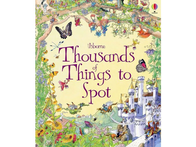 Thousands of things to spot