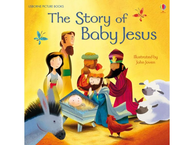 The story of baby Jesus 1