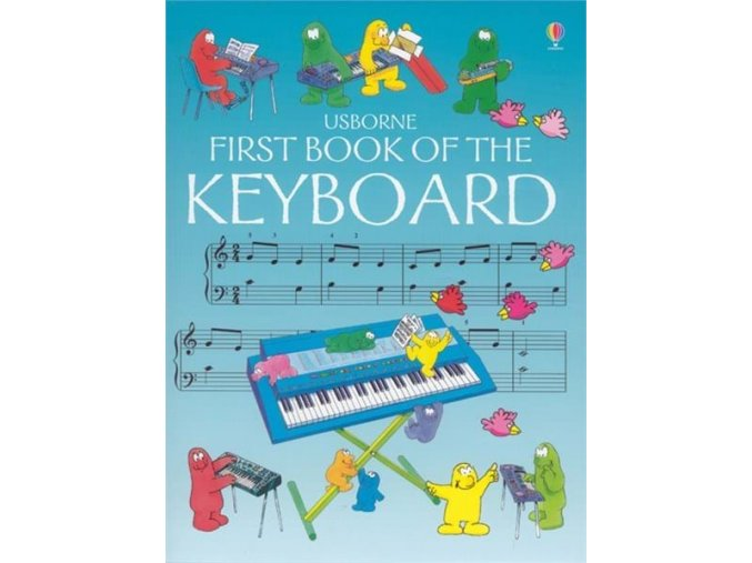 First book of the keyboard