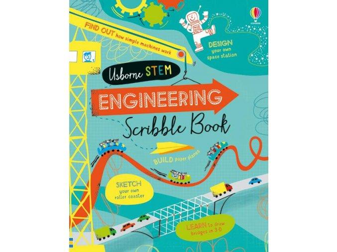 STEM Engineering Scribble Book