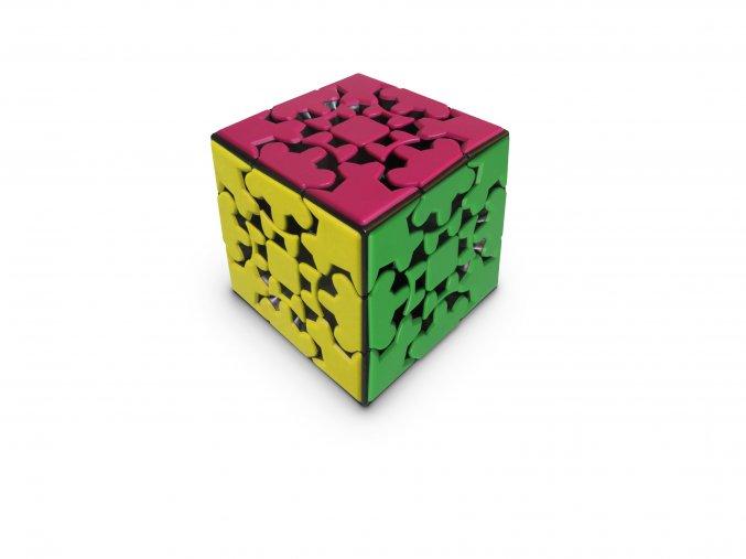 RECENTTOYS Zubatá kostka XXL (XXL Gear Cube)