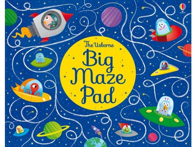 Big maze pad 1
