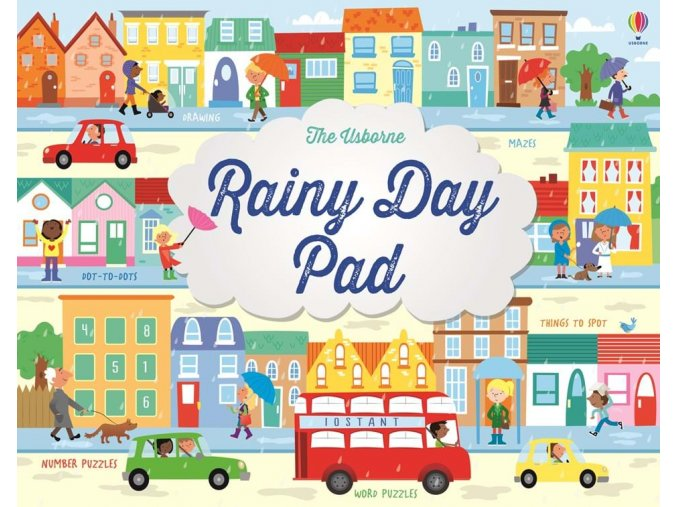 Rainy day pad 1
