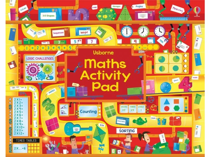 Maths activity pad 1
