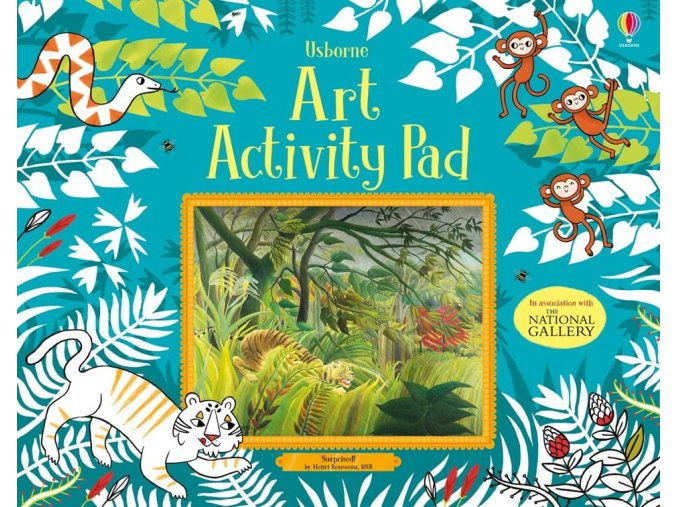 Art activity pad 1