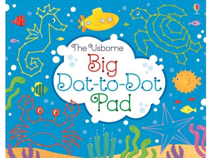 Big dot to dot pad 1