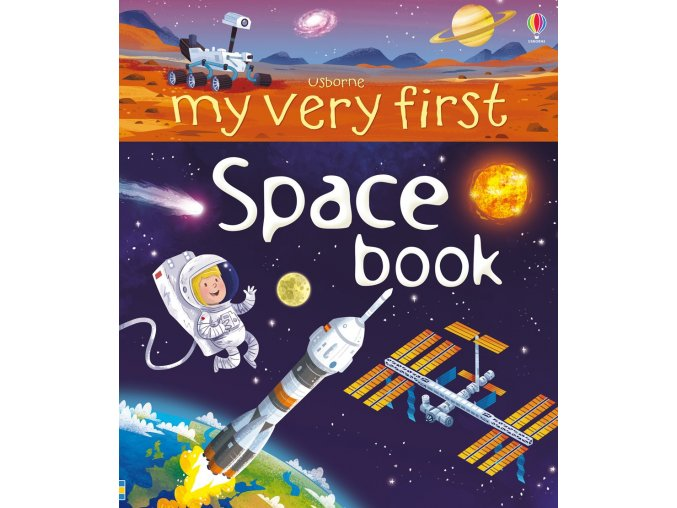 My very first space book 1