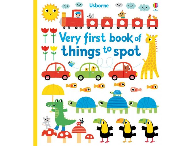 Very first book of things to spot 1