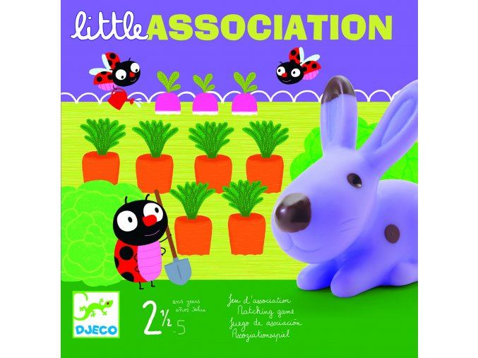 Hra Malá asociace (Little association) 2 DJ08553B