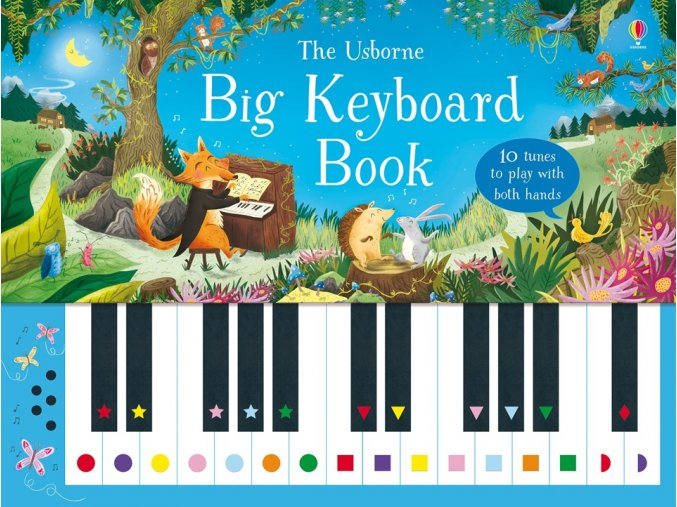 Big Keyboard Book