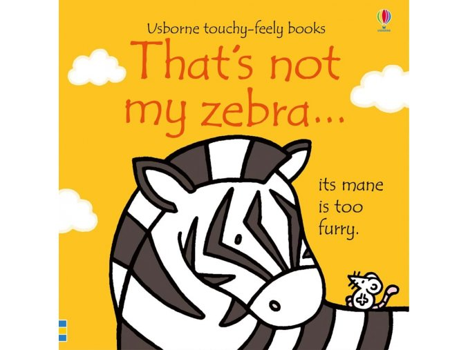 That's not my zebra