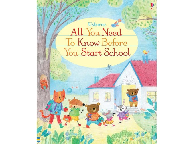All you need to know before you start school 1
