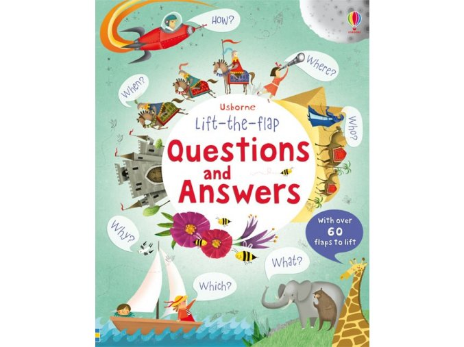 Lift the flap questions and answers 1