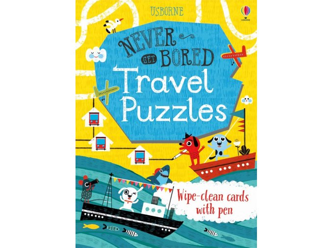 Never get bored Travel Puzzles