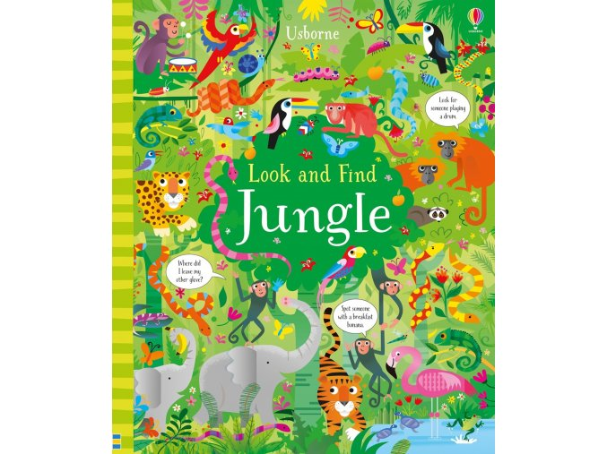 Jungle Look and Find