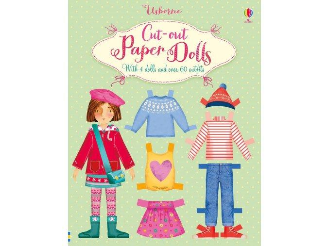 Cut out Paper Dolls