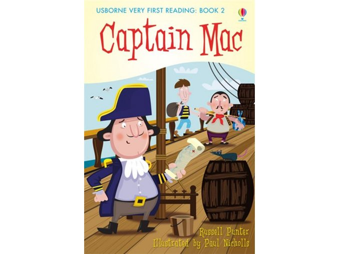 Captain Mac