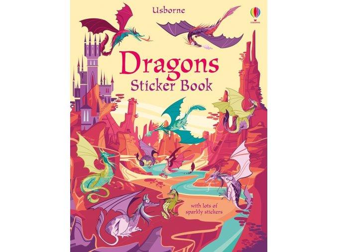 Dragons Sticker Book